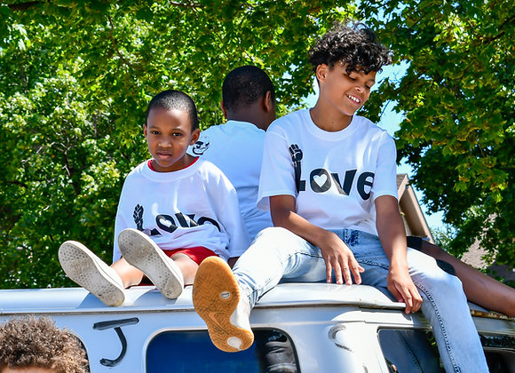 "The ""Love"" Shirt - White"