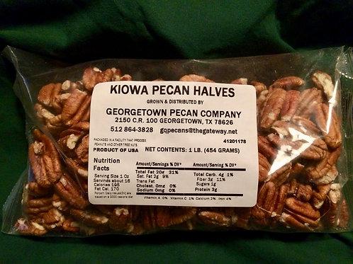 Kiowa Pecan Halves
