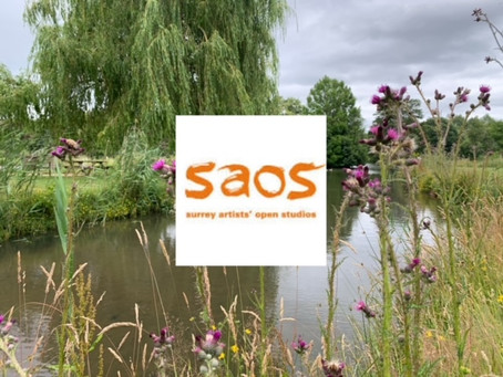 2021 Surrey Artist Open Studios comes to Birtley Woodland Art Space!