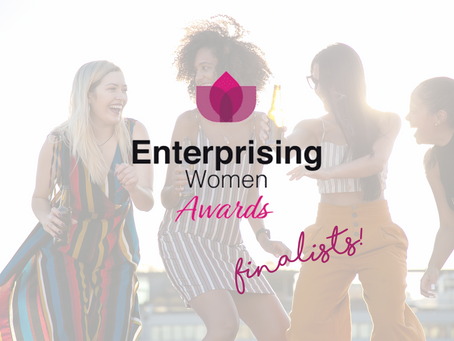 RideWise are Enterprising Women Team of the Year Finalists!
