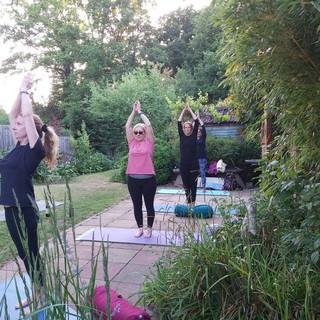 Yoga | Birtley Woodland Art Space