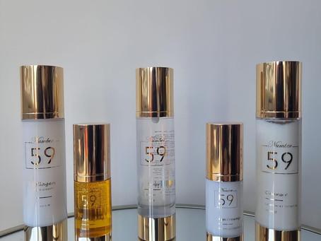 NO59 Skincare Range