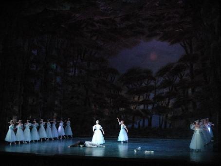 Душенька. Дебют балерины МАМТ Ксении Рыжковой в партии Жизели.