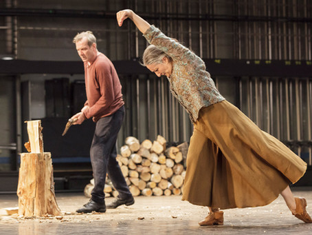 Мифы и легенды современного танца. Гала-открытие фестиваля «Context. Диана Вишнёва»