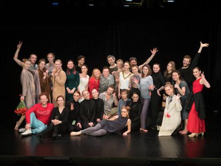 Фестиваль «Проба №2». «Вечер современной хореографии»