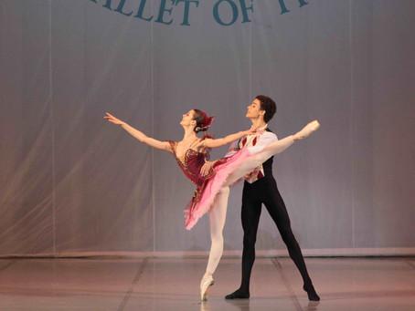 Итоги конкурса «Молодой балет мира»
