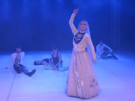 Танцевальный кооператив «Айседорино горе» представил премьеру спектакля «Lezginka Today»