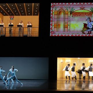 Вечер Стравинского в Мариинском театре: Балетная премьера под девизом «Лучше мало, чем ничего»