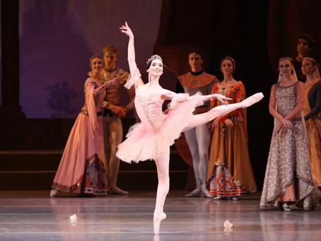 Танец, прелестный, как мечта