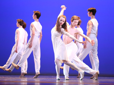«В честь Петипа»: два действия о балете и одно – о жизни