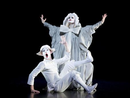 «Пьеро» в тени «Силуэта». Одноактовки Шотландского балета в Москве.