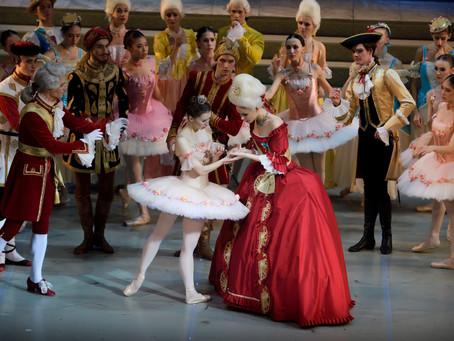 Французское пробуждение петербургской принцессы