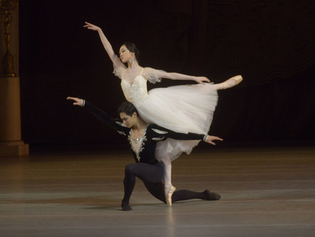 Сапожник без сапог: Vaganova Prix'16