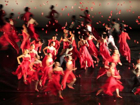 """Балет Китайского национального балета """"Пионовая беседка"""""""