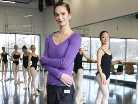 Полина Семионова возвращается в Staatsballett Berlin