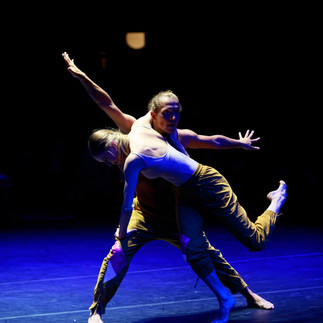 Новый танец в Новой Голландии