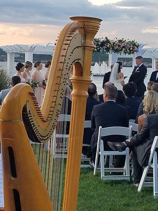 Ocean Cliff Newport wedding
