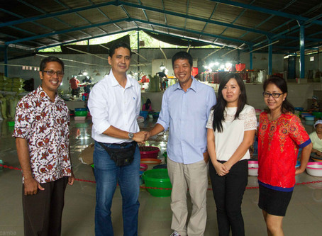 MRS ONBOARD - ICCO INVESTMENTS STRIKES ITS FIRST DEAL IN INDONESIA