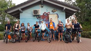 Schwimm Club Neu-Isenburg gewinnt   10 Freunde Team Triathlon in Frankfurt