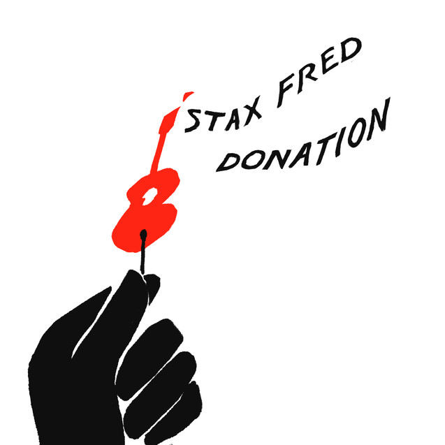 STAXFRED DONATION 1