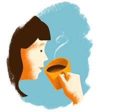 コーヒーのある暮らし
