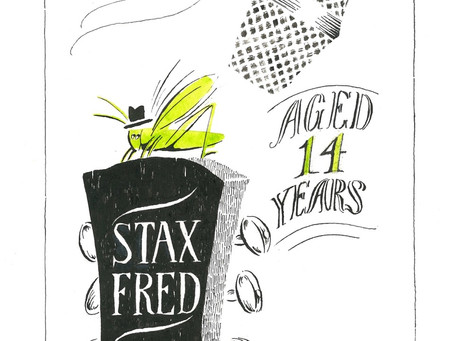 STAXFRED14周年を祝う