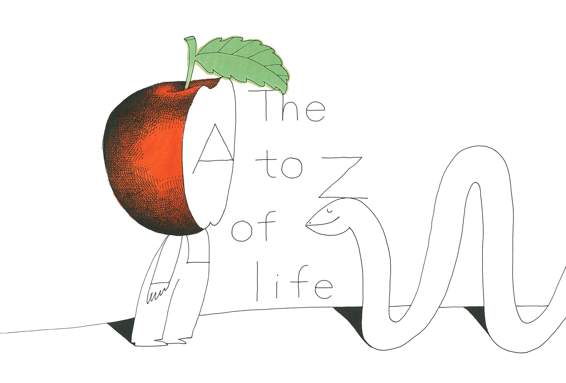 The A to Z of life