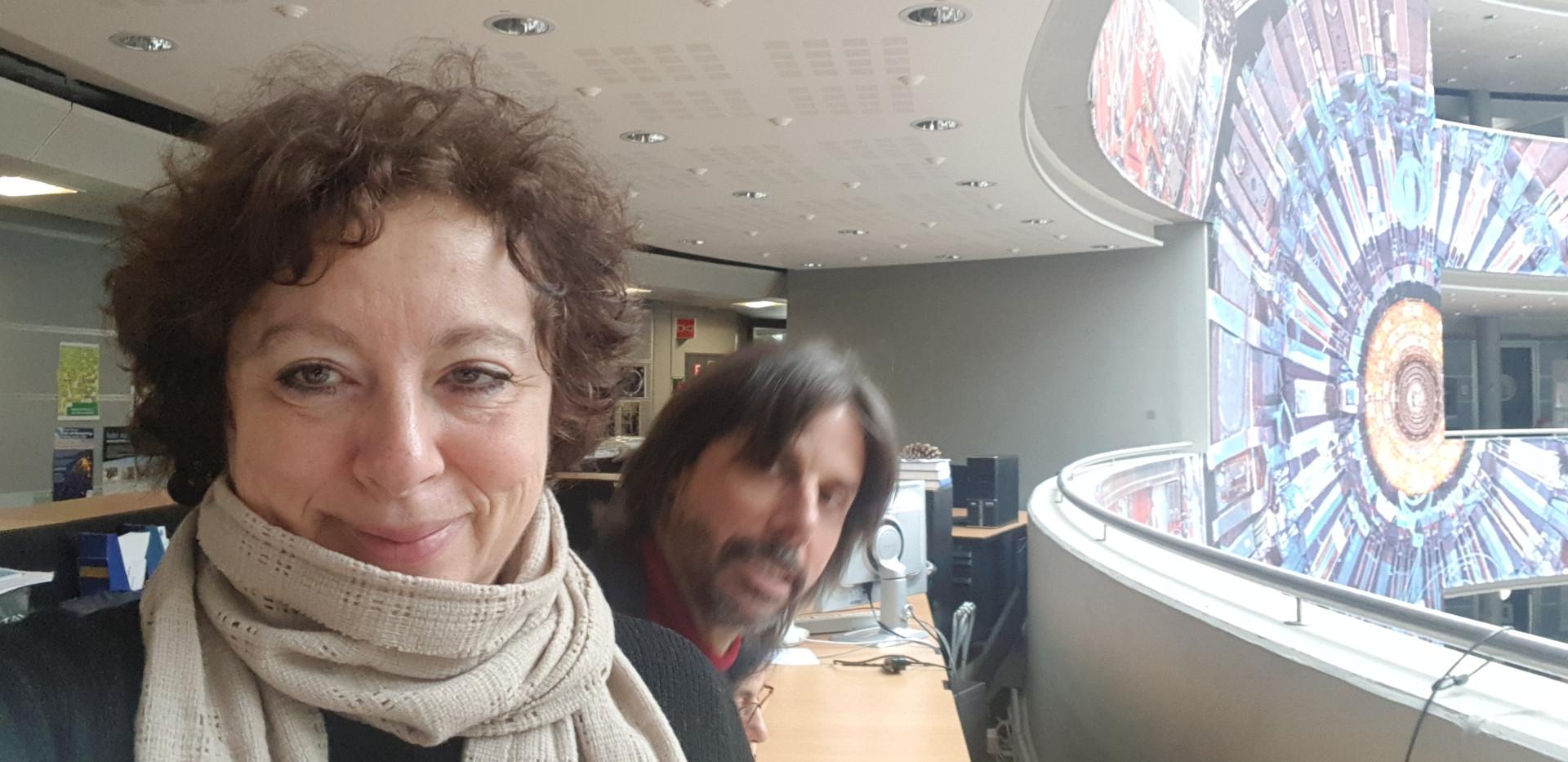 Silvia Fabiani, Alexandre Traube