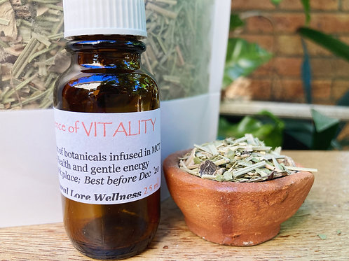 ESSENCE OF VITALITY – Lung Health & Uplifting Blend