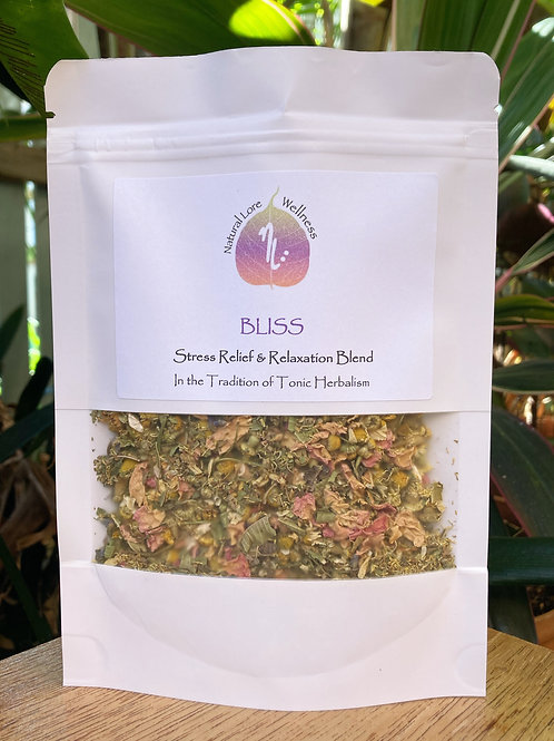 Bliss - Relaxation and Stress Relief Blend