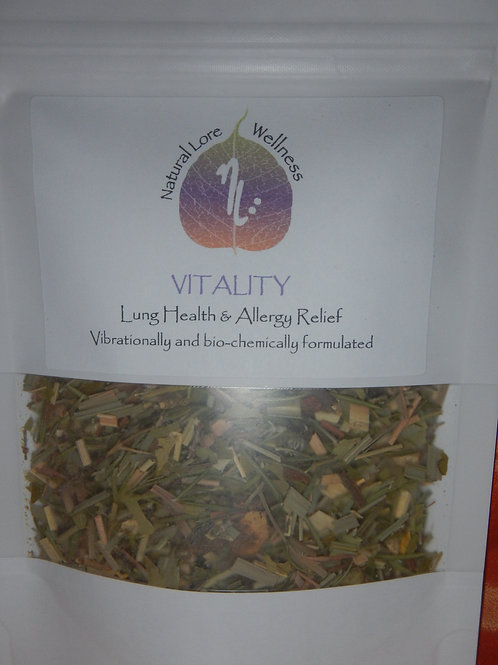 Vitality - Lung Health  & Allergy Relief