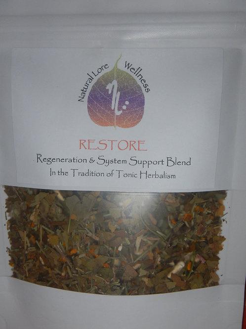 Restore - Organ & Blood Support