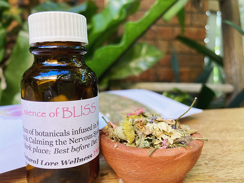 ESSENCE OF BLISS - Stress Relief & Relaxation Blend