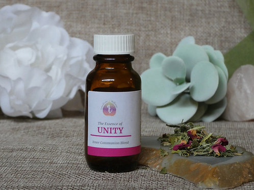 ESSENCE OF UNITY - Emotional Balance & Sensuality Blend