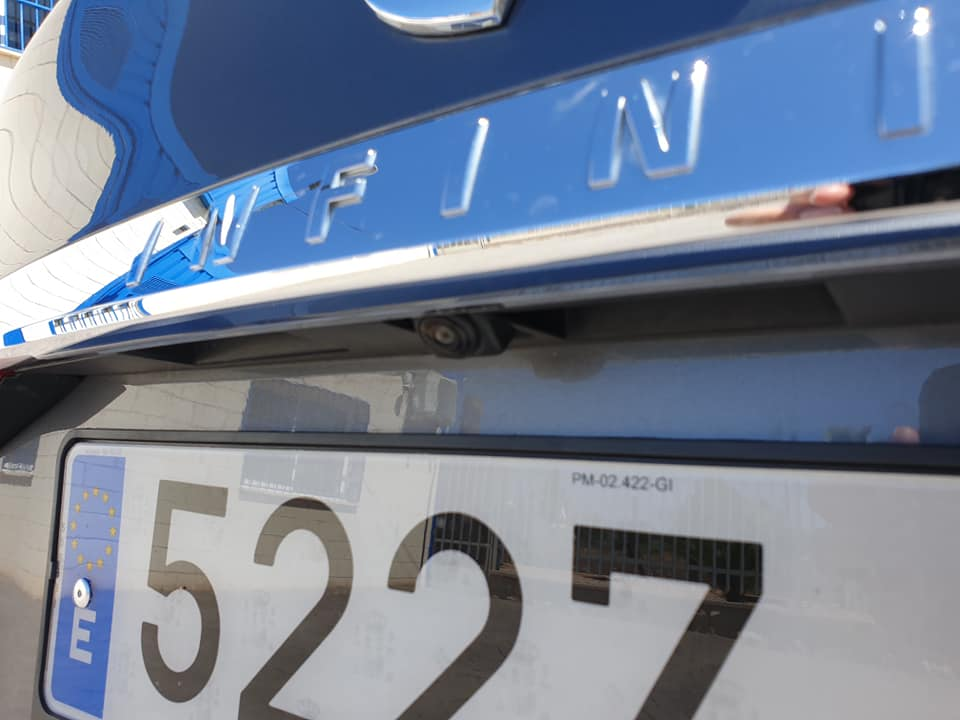 INFINITI Q50 GT PREMIUM restyling