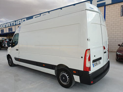 RENAULT MASTER ISOTERMO