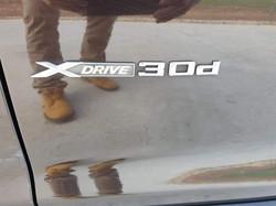 BMW X3 3.0 4x4