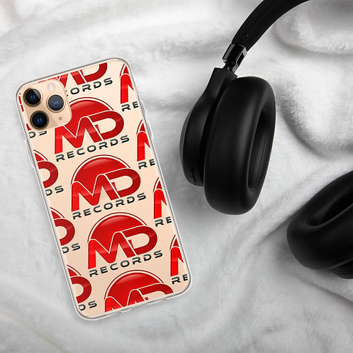 MDR iPhone Case