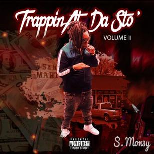 Trappin At Da Sto' Album Cover Sample