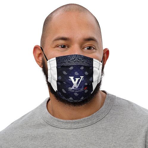 MD LV Custom Face Mask