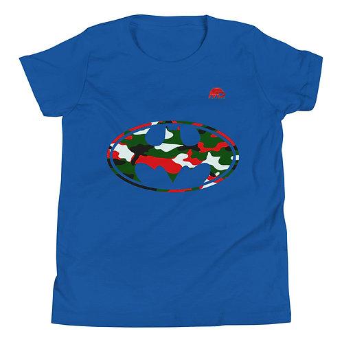 Batman Youth Short Sleeve T-Shirt