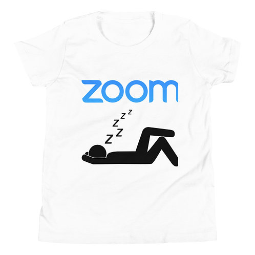 ZOOM Youth Short Sleeve T-Shirt