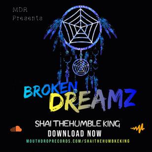 Broken Dreamz Basic Single Cover