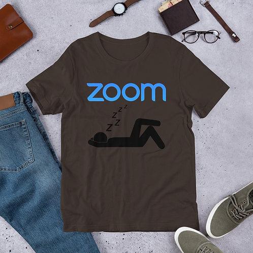 ZOOM Short-Sleeve Unisex T-Shirt