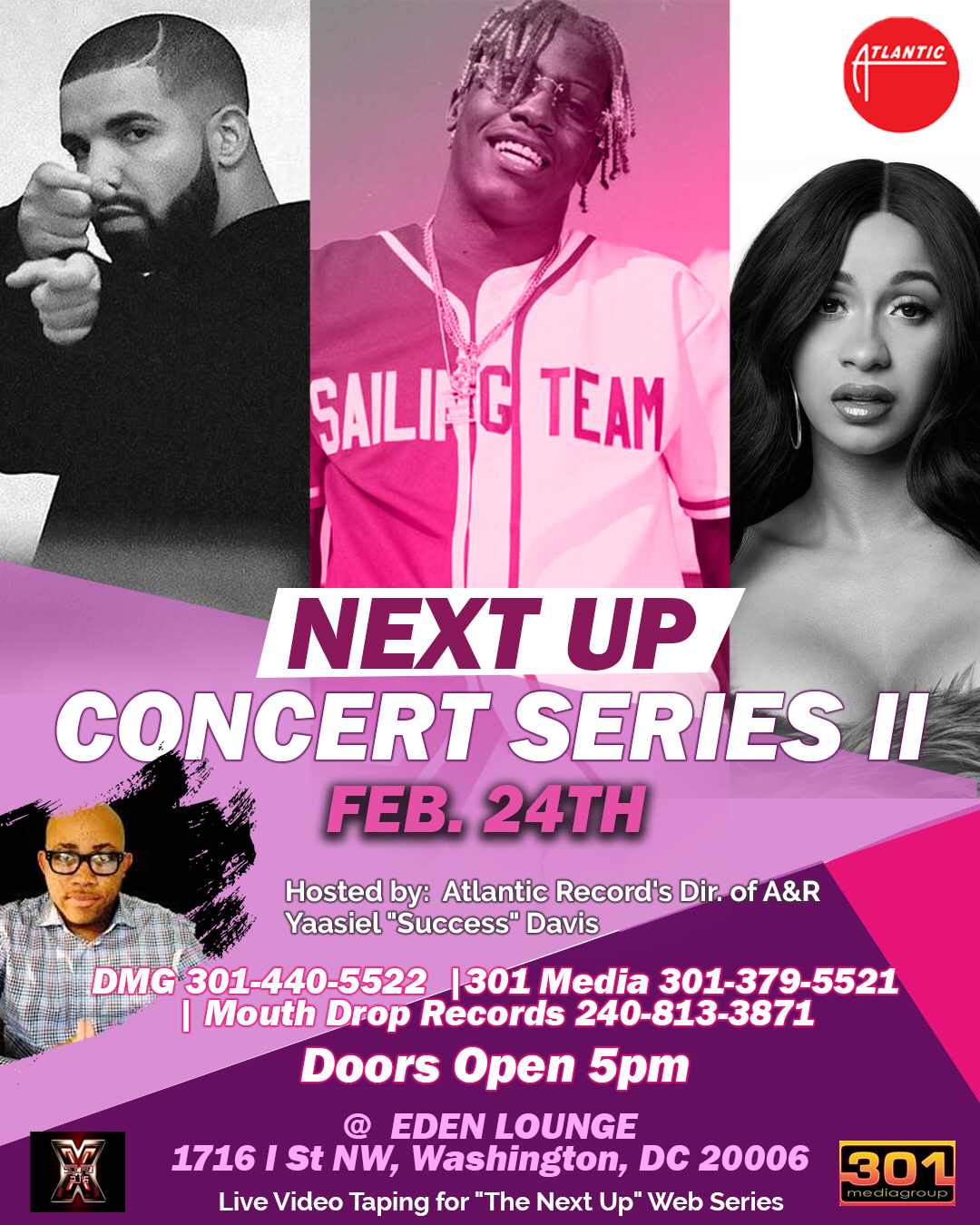 Next UP Concert Series II