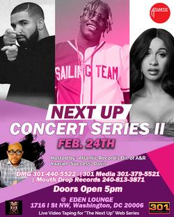 Next UP Concert Series II
