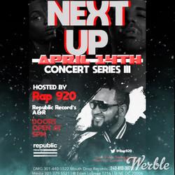 Next UP Event