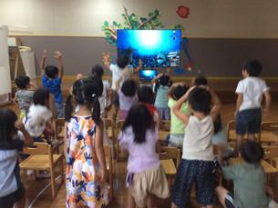 保育園のこどもたちがオンラインで世界交流 高知県土佐町・みつば保育園とSDGsプロジェクト開始