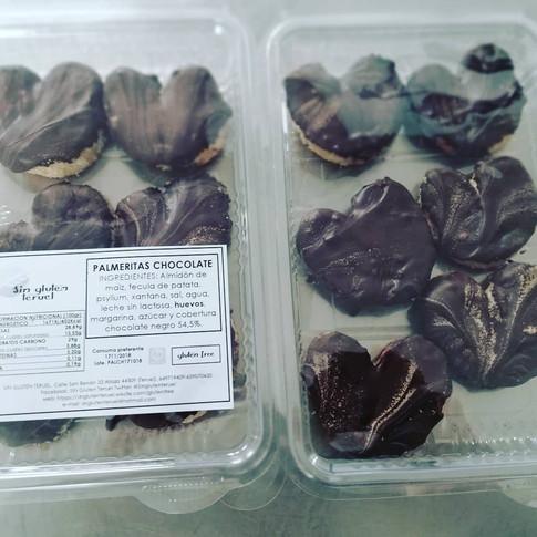 PALMETITAS CHOCOLATE