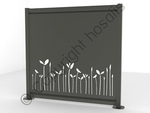 Panneau A05© Fleurs fines et légères / -10%